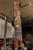 New York City 9/11 de museu Foto de Stock