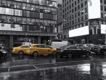NEW YORK CITY - 20 de septiembre: Times Square, 2015 en NY, los Estados Unidos de América Fotografía de archivo libre de regalías