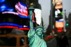 New York City - dia e noite Fotos de Stock