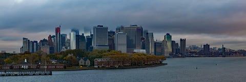 New York City, die Vereinigten Staaten von Amerika lizenzfreie stockbilder