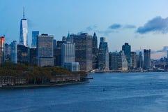 New York City, die Vereinigten Staaten von Amerika lizenzfreies stockbild