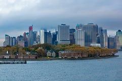 New York City, die Vereinigten Staaten von Amerika stockfotos