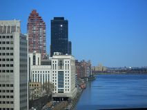 New York City East Side Stock Image