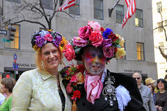 New York City Easter Parade Stock Image