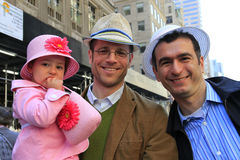 New York City Easter Parade Royalty Free Stock Photography