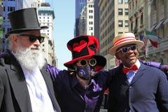 New York City Easter Parade Royalty Free Stock Photos