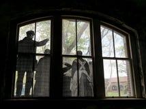 New York City Ellis Island Immigrants foto de stock
