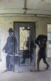New York City Ellis Island Immigrants imagens de stock royalty free