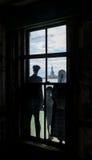New York City Ellis Island Immigrants Hope Statue da liberdade fotos de stock