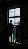 New York City Ellis Island Immigrants Hope Statue of Liberty Stock Photos