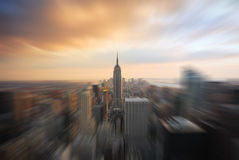 New York City Empire State Building Royalty Free Stock Image