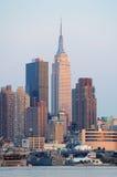 New York City Empire State Building Stock Photos