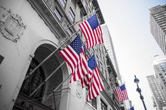 New York City, Estados Unidos Fotos de Stock Royalty Free