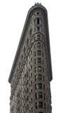 NEW YORK CITY, Etats-Unis, septembre 2013 - bâtiment historique de fer à repasser Image stock