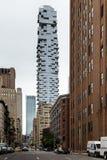 New York City/EUA - 27 de junho de 2018: Arranha-céus de 56 Leonard Street Imagens de Stock