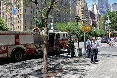 New York City Fire Department Royalty Free Stock Photos