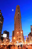 New York City Flatiron Building Royalty Free Stock Photo