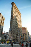 New York City Flatiron Buillding Royalty Free Stock Photography