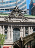 New York City Grand Central Railway Royalty Free Stock Photography