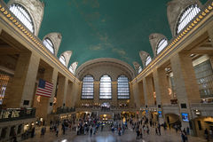 New York City Grand Central Railway Royalty Free Stock Images