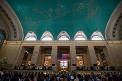 New York City Grand Central Railway Constellation Stock Photos