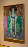 New York City Gustav Klimt stock photo