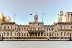 Free New York City Hall Royalty Free Stock Images - 91637619