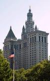New York City Hall - Manhattan's Civic Center Royalty Free Stock Photography