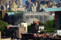 New York City: Hayden Planetarium Royalty Free Stock Images