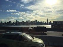 New York City hermoso Foto de archivo