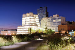 New York City High Line Royalty Free Stock Image