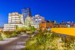 New York City High Line Royalty Free Stock Image
