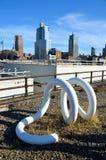 New York City Highline, New York City, USA. Stock Photo
