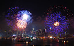 New York City Independence day Stock Photo