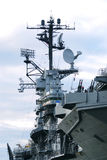 New York City Intrepid Sea-Air-Space Museum Royalty Free Stock Image