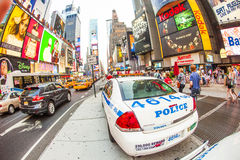 Times Square is a symbol of New York City Royalty Free Stock Photos