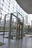New York City, am 2. Juli: Brookfield-Platzinnenraum in Manhattan von New York City in Vereinigten Staaten Stockfotografie