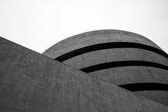 NEW YORK CITY - 14 JULI 2017: Det Guggenheim museet på museet Mi Fotografering för Bildbyråer