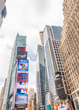 NEW YORK CITY - JUNE 2013: Times Square in Midtown. New York att Royalty Free Stock Photography