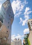 NEW YORK CITY - JUNIO DE 2013: Edificios de la alta línea y de la ciudad Nuevo Yor Fotos de archivo