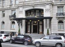 New York City, le 2 août : Bâtiments historiques de 5ème avenue de Manhattan à New York Images stock