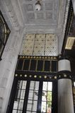 New York City, le 1er juillet : L'intérieur d'hôtel de plaza de la Cinquième Avenue dans Midtown Manhattan de New York City aux E Photos stock
