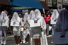 2016 New York City LGBT Pride March Royalty Free Stock Photography