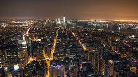 New York City, los E Imagenes de archivo