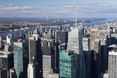 New York City, los E Imágenes de archivo libres de regalías