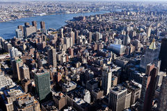 New York City, los E Fotografía de archivo