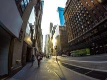 New York City, los E Imagen de archivo