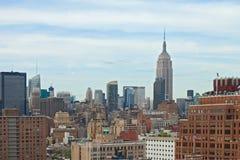New York City los E.E.U.U., Foto de archivo