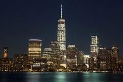 New York City - Lower Manhattan (2015) Stock Image