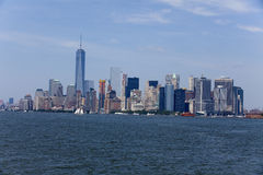 New York City - Lower Manhattan (2015) Stock Photo
